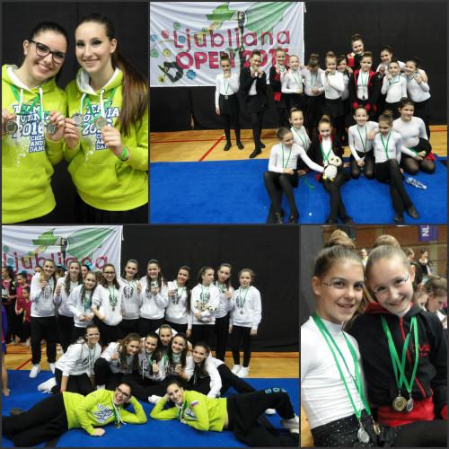 Ljubljana Open 2016 je za nami