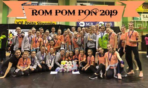 ROM POM PON 2019