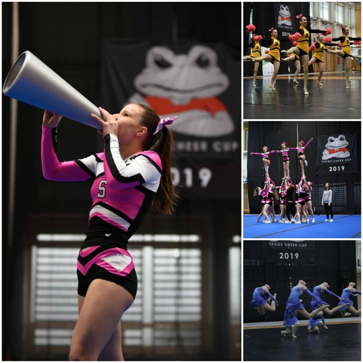 FROGS CHEER CUP 2019